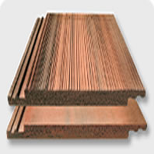 Marley Roof Tile - Modern 'under-and-over' Concrete Tile