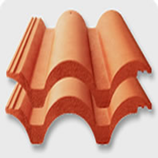 Marley Roof Tile - Monarch Mediterranean under and over Concrete Tile
