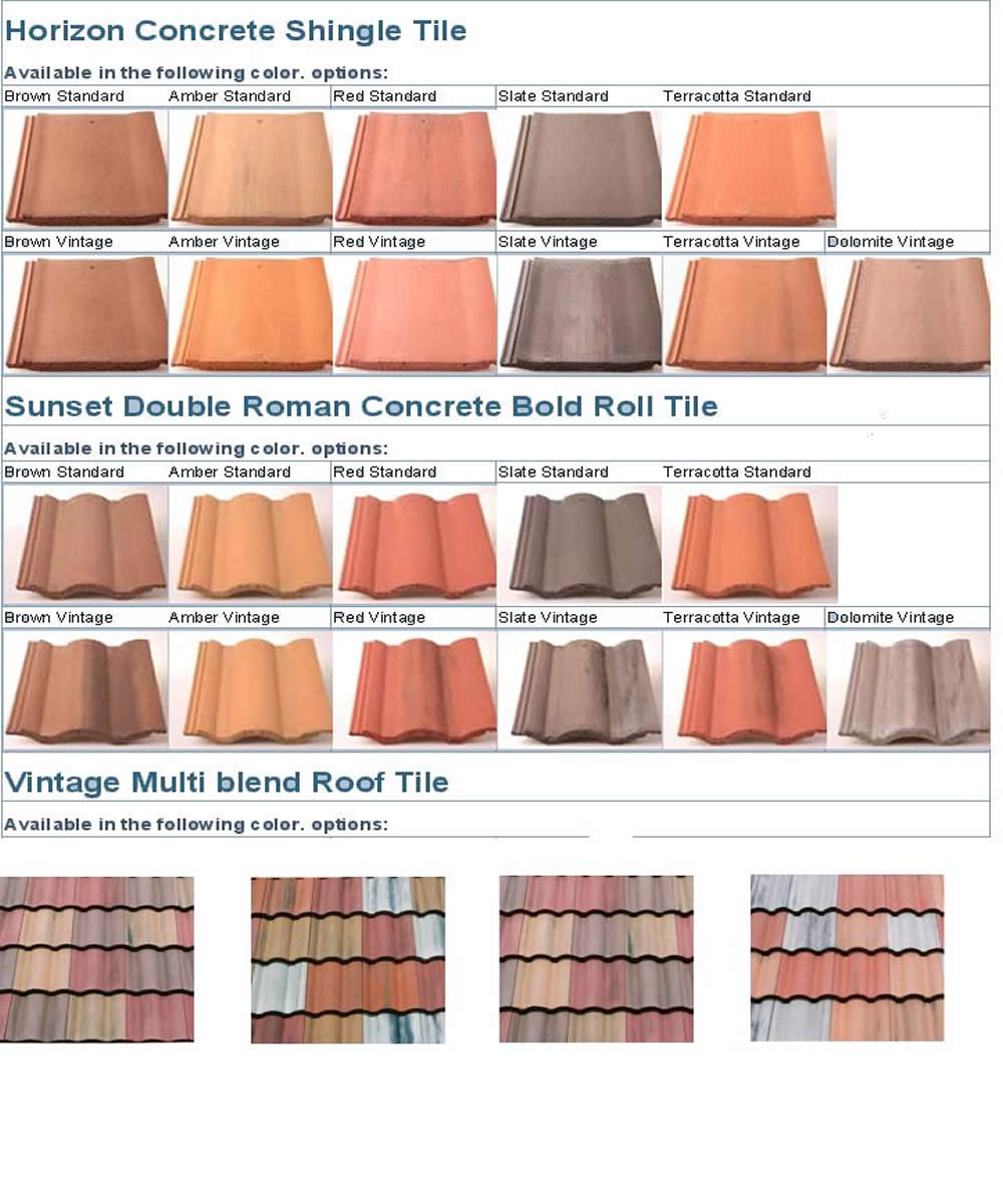 Roof tiles prices south africa tile design ideas for Roof type names