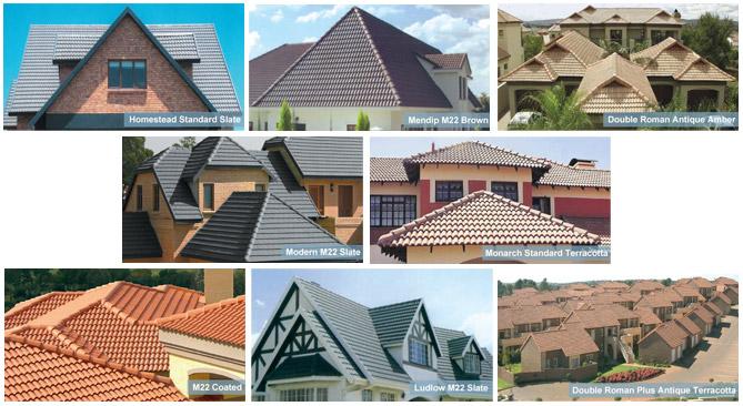 Roof Tiles Johannesburg - Infraset Tiles - Marley Tiles - Lafarge Tiles