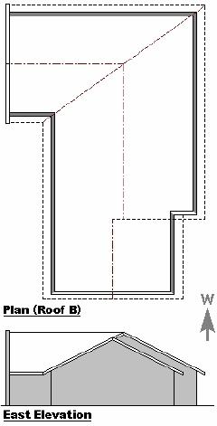 East-elevationsroof-B
