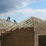 Roof Truss Erecting 04