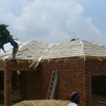 Roof Truss Erecting 09