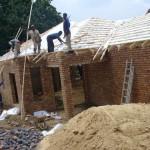 Roof Truss Erecting 10