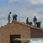 Roof Truss Erecting 25