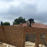 Roof Truss Erecting 01