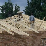 Roof Truss Erecting 03