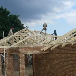 Roof Truss Erecting 05