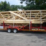 Roof Truss Erecting 08