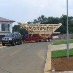 Roof Truss Erecting 11