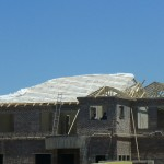 Roof Truss Erecting 12