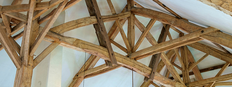 Let S Talk About The History Of Roof Trusses Endo Truss